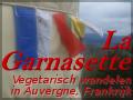 La Garnasette - vegetarisch wandelen in Auvergne, Frankrijk