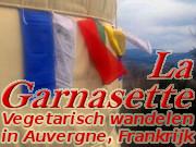 La Garnasette - Vegetarisch wandelen in Frankrijk